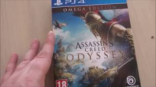 Assassin's Creed Odyssey.Omega Edition Unboxing