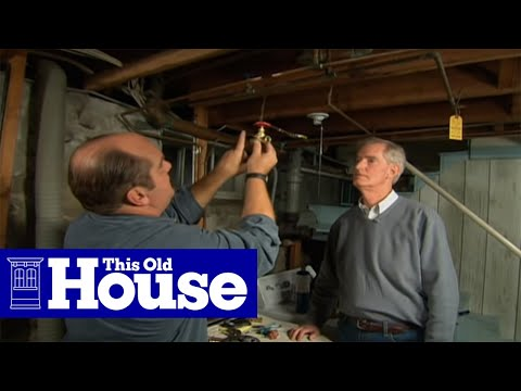How To Replace A Plumbing Shut Off Valve