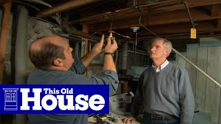 How to Replace a Plumbing Shut-Off Valve - This Old House