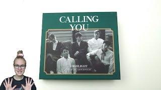 Unboxing Highlight 하이라이트 1st Mini Album Repackage Calling You