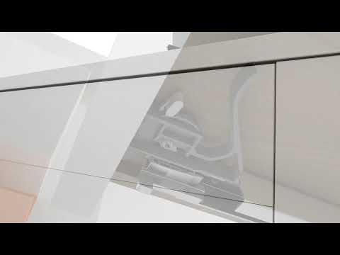 Salice RV CLIP INT