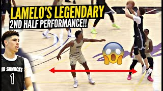 LaMelo Ball Puts On Most LEGENDARY 2nd Half Performance Since 92 Point Game!! IN DEPTH HIGHLIGHTS!