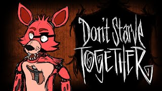 Don't Starve Together - Фокси и Клементина! #12