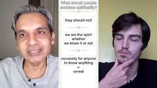 Spirituality 101 | Information Paradise Podcast Episode 004 with Tarun Pradhaan