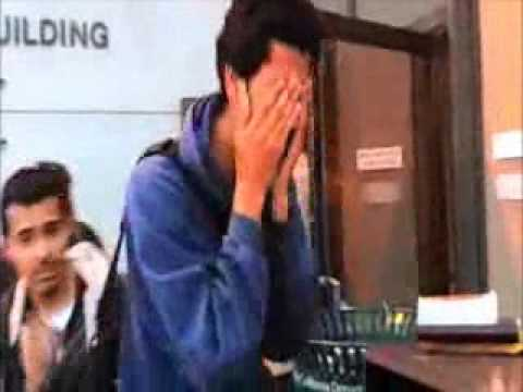 Santa Monica College Students Pepper Sprayed By Police While Protesting Expensive Courses 4/4/2012
