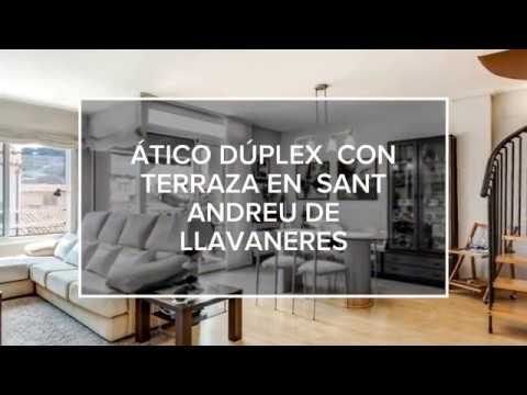 Penthouse With Sea And Mountain Views For Sale In Sant Andreu De Llavaneres