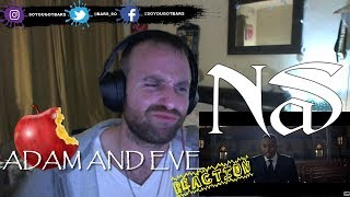 Nas - Adam and Eve (Official Video) REACTION.