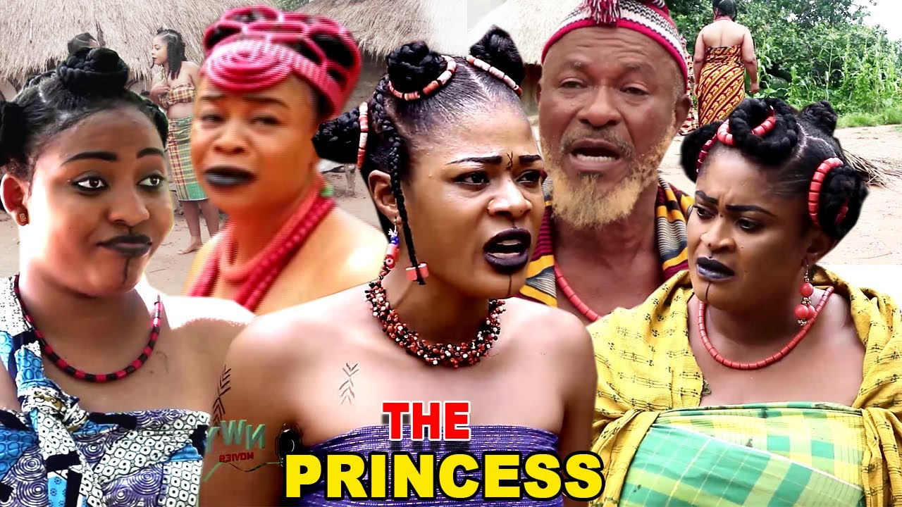 "Download THE PRINCESS SEASON 1&2 ""NEW MOVIE"" - 2020 Latest Nollywood Epic Movie Full HD"