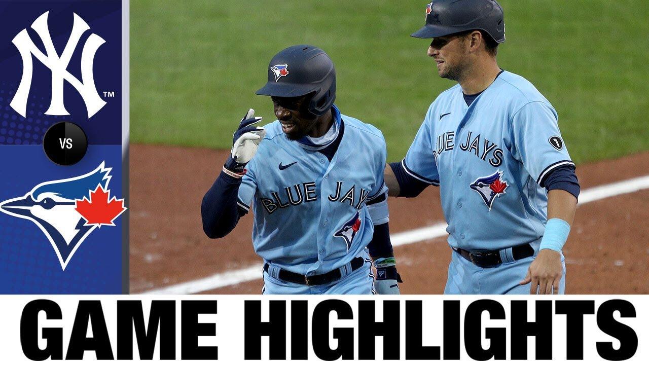 Jonathan Davis leads the Blue Jays | Yankees-Blue Jays Game Highlights 9/8/20