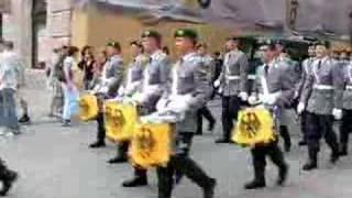Stabsmusikkorps der Bundeswehr in Cracow (2007)