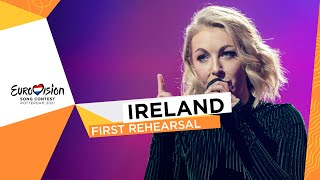 Lesley Roy - MAPS - First Rehearsal - Ireland 🇮🇪  - Eurovision 2021