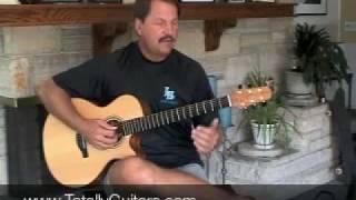 Good Riddance acoustic guitar lesson