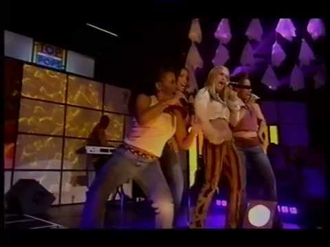 Anastacia - Paid My Dues - Top Of The Pops - Friday 30th November 2001