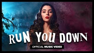 """Run You Down  Indiana Massara  """"red Ruby"""" Official Music Video"""