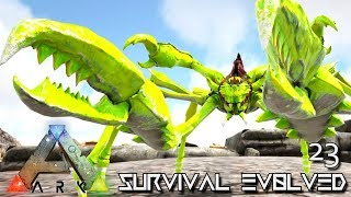ark survival evolved modded