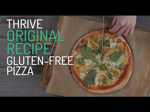 How to Use Gluten-Free Pizza Crust Mix
