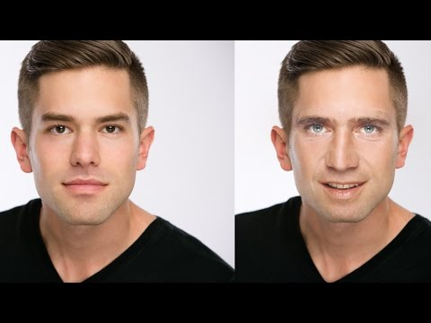 Swap your face with other people  in Photoshop cc- Photo Manipulation