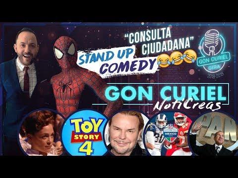 Toy Story 4, Natalia Lafourcade, NFL no en Azteca ¡Y MÁS! - NotiCreas - Stand Up Comedy
