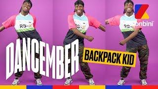 Dancember #16 - Backpack Kid