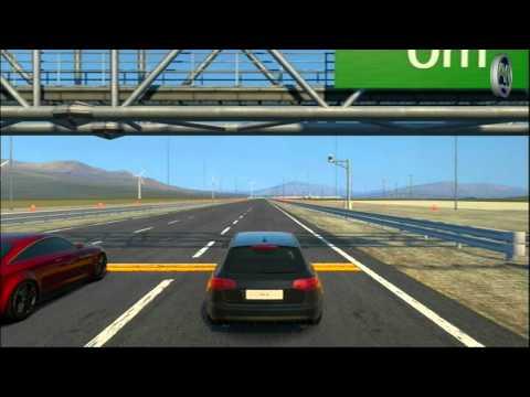 GT5 | Drag Race : Audi RS6 Avant '08 VS Audi Nuvolari Quattro '03