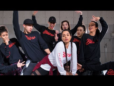Soca x Bhangra Fusion Dance Choreo (ft. Machel Montano)