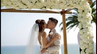 Timothy DeLaGhetto & Chia Wedding - the vows, the speeches...issa movie!