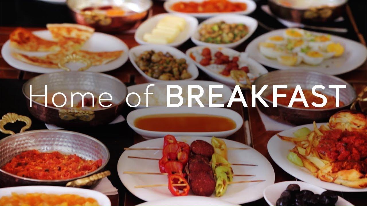Go Turkey - Home of BREAKFAST
