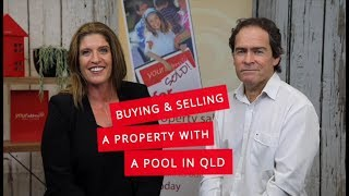 Bridgette Griffiths - Your Address Real Estate - Buying & Selling A Property With A Pool In QLD