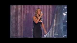 Mariah Carey I Stay In Love AMA 2008