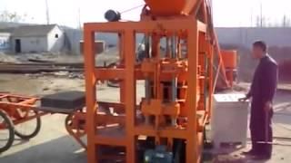 Полуавтоматическая линия для производства шлакоблоков, FET-CM4015(Полуавтоматическая линия для производства шлакоблоков, FET-CM4015 Станок производится под контролем компании..., 2015-03-12T05:09:32.000Z)