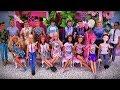 Dzień Kobiet Barbie Prezenty Niespodzianki I Chór Kena Bajka Z Lalkami Fashionistas mp3