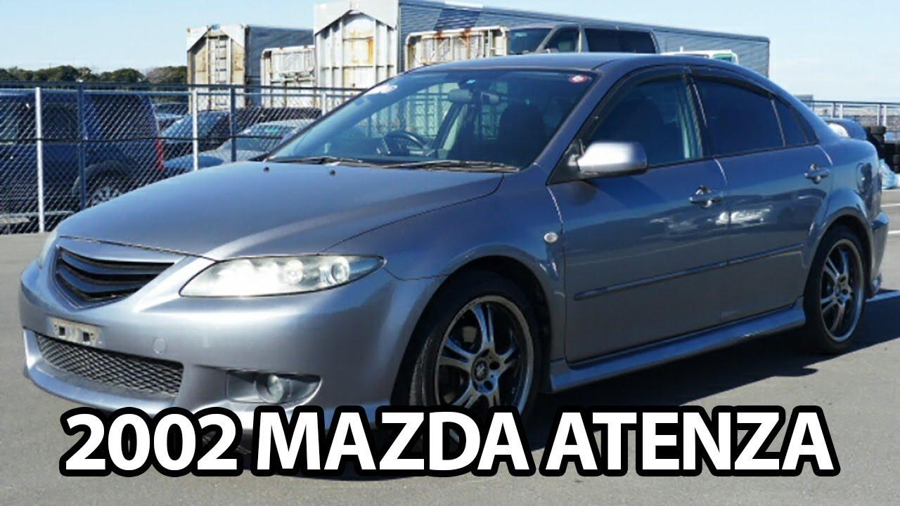Kelebihan Mazda 6 2002 Perbandingan Harga