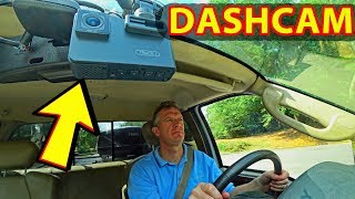 Do You Need a DASH CAM? AKASO Trace 1 Review