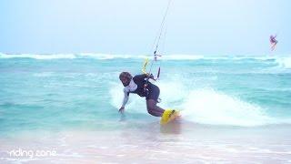 Mitu Monteiro, légende du kitesurf et pionnier du Strapless !
