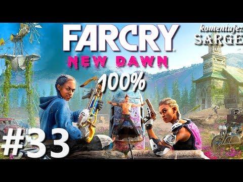 Zagrajmy w Far Cry: New Dawn PL odc. 33 - Elektrownia Walking Horse