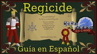 [OSRS] Regicide Quest (Español)