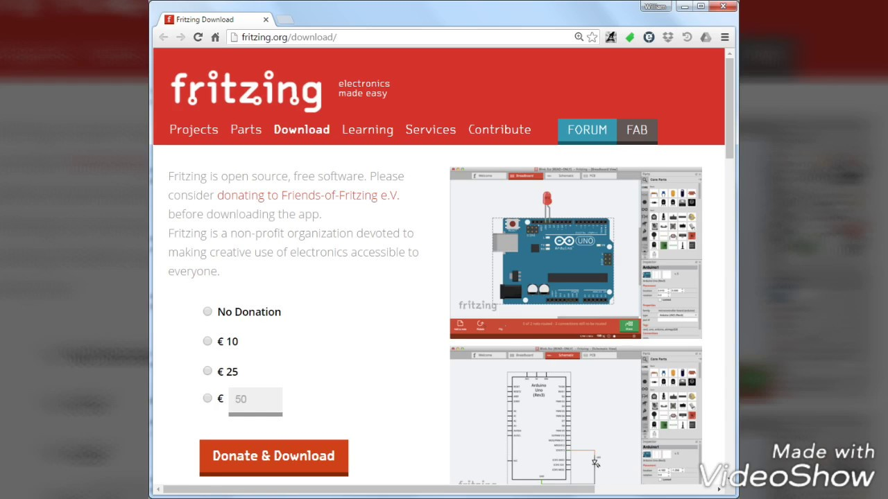 ((|| Fritzing installation and missing file problem solved ||)) - in hindi