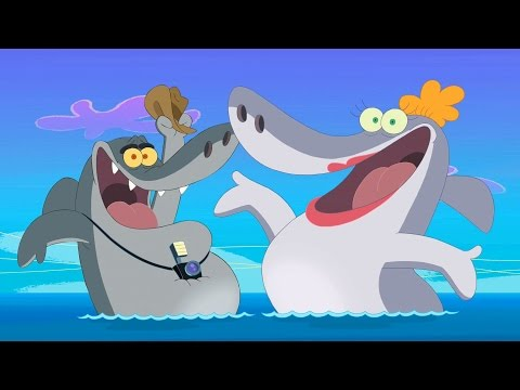 Zig & Sharko - SHARKO AND HIS FOLKS (S01E50) _ Full Episode in HD