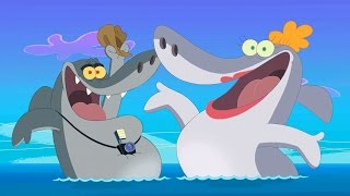 Zig & Sharko - SHARKO AND HIS FOLKS (S01E50) _ Full Episode in HD