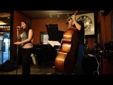 Sophie Berkal-Sarbit singing Grandmas Hands