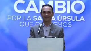 Presentación de la candidatura del PP de Santa Úrsula