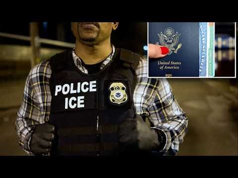 ICE lawyer in Seattle c harged with stealing immigrant IDs