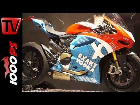 Produktvorstellung | Ducati Panigale Akrapovic
