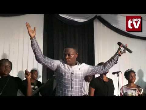 Joel Lwaga  - Sitabaki Kama Nilivyo Live Perfomance At T A G Ilala,My Song Project OverNight