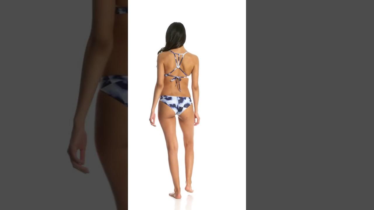 2990234dc8d55 RVCA Griddly Cheeky Bikini Bottom
