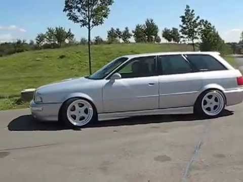 audi 80 b4 rs2 avant umbau youtube. Black Bedroom Furniture Sets. Home Design Ideas