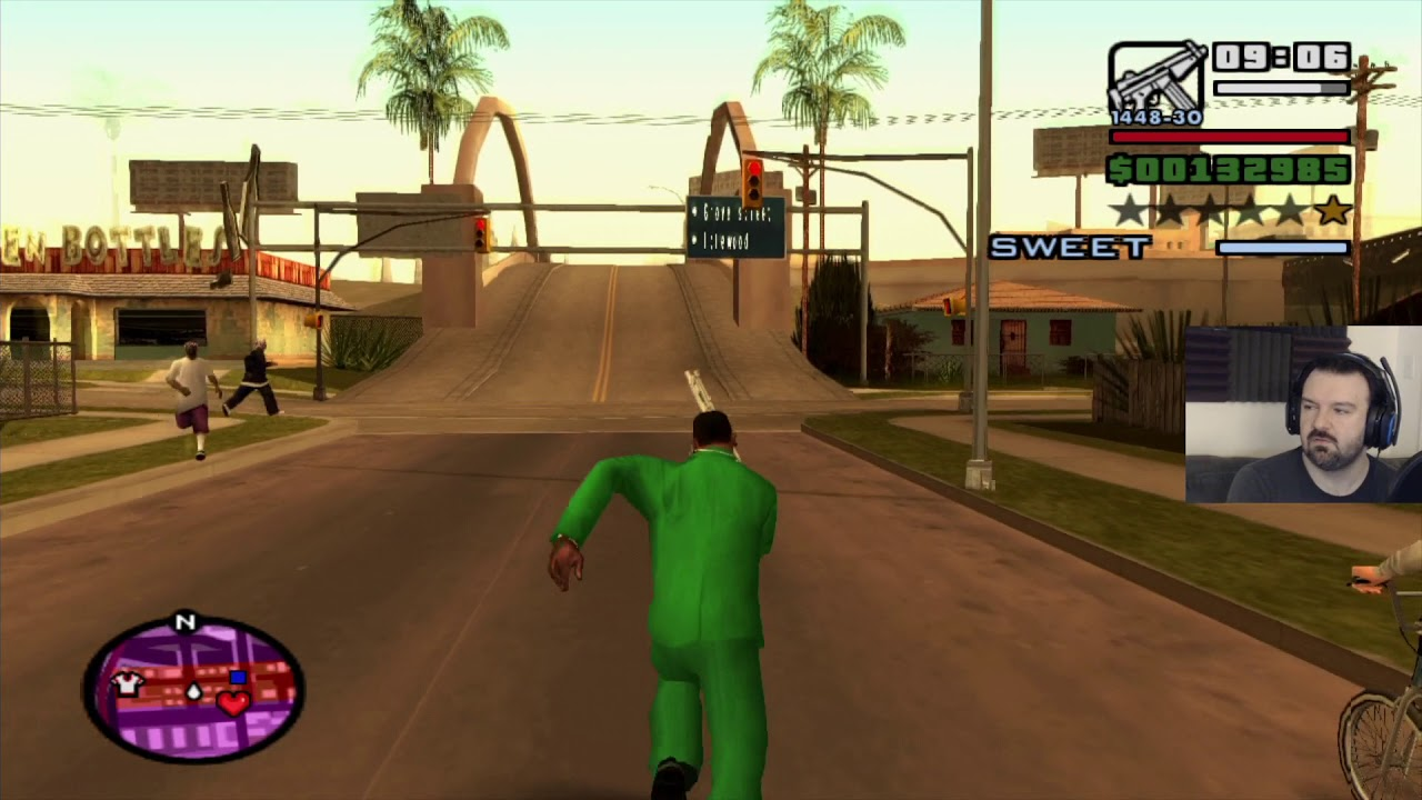 grand theft auto san andreas grove street