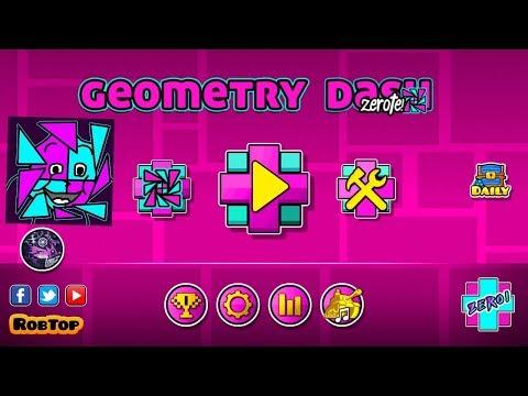Texture Pack Zerote|Geometry Dash 2.1