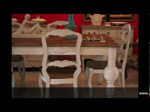 Antichit cipriani mobili decapati youtube - Mobili decapati ...