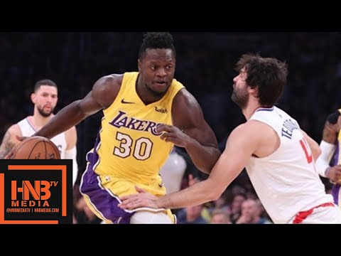 Los Angeles Lakers vs LA Clippers Full Game Highlights / Week 11 / Dec 29